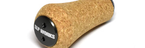 RCS Power Round Cork Handle Knob